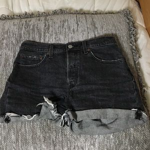 Levi's 501 Wedgie Shorts